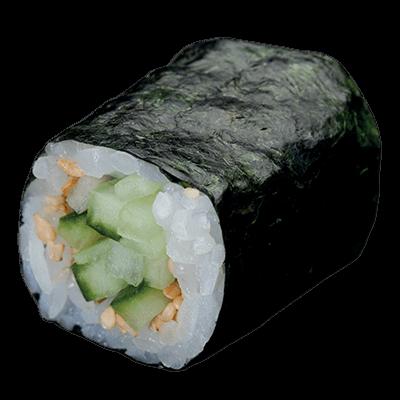 cucumber-maki-roll