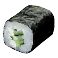 Cucumber and cheese