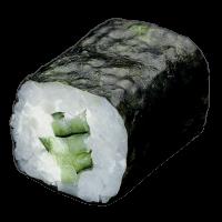 cucumber-cheese-maki-roll