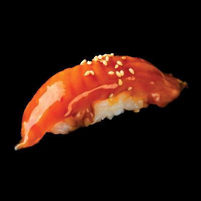 salmon-teriyaki-sushi