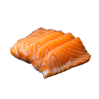 Sashimi Salmon 5 pieces