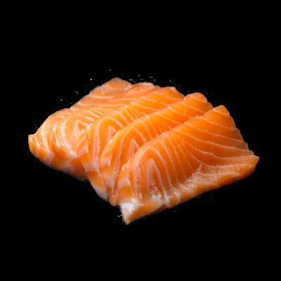 Sashimi Salmon 5 pieces