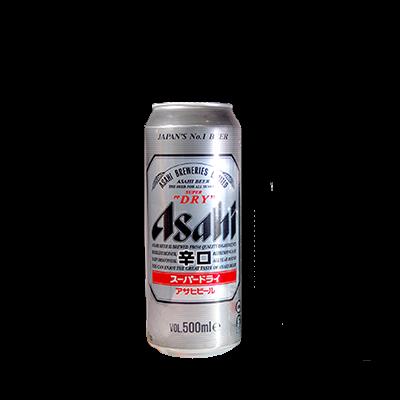 Asahi beer 16,9oz