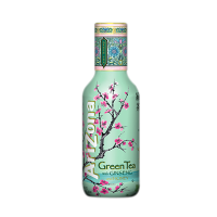 Arizona Green Tea & Gingseng
