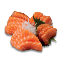 Sashimi Salmon 15 pieces