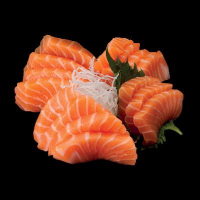 Sashimi Salmon 15 pieces
