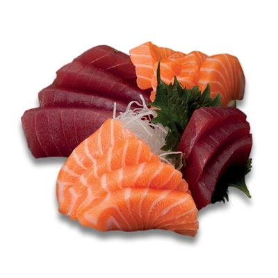 Tuna and Salmon Combo