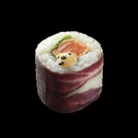 salmon-tataki-spring-roll