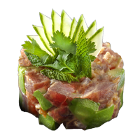 Spicy Tuna Tartare & Rice