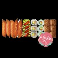Sushi Box by Elyrose