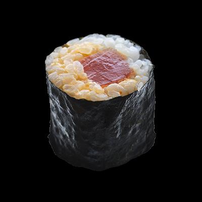 spicy-tuna-maki-roll