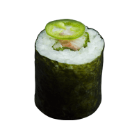 Yellowtail Ponzu Maki