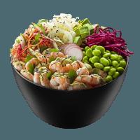 Prawn Poke Bowl