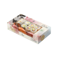 Sushi Box by Eleonora Galasso
