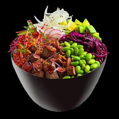 beef-poke-bowl