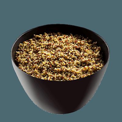 Quinoa base