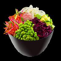 Veggie Poke Bowl