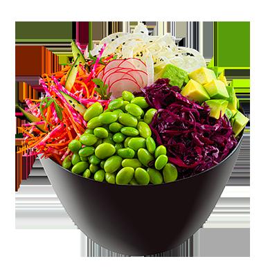veggie-poke-bowl