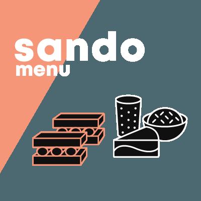 Sando Menu