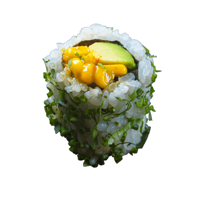 Yellow Veggie Roll