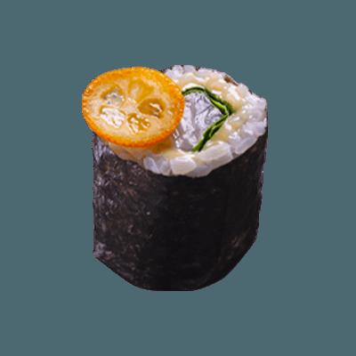 Maki Yellowtail Kumquat