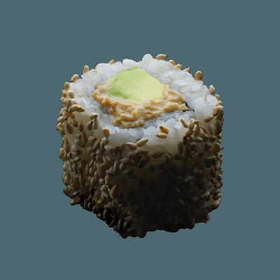 cooked-tuna-avocado-roll