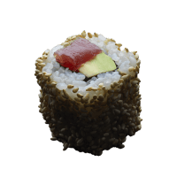 tuna-avocado-roll