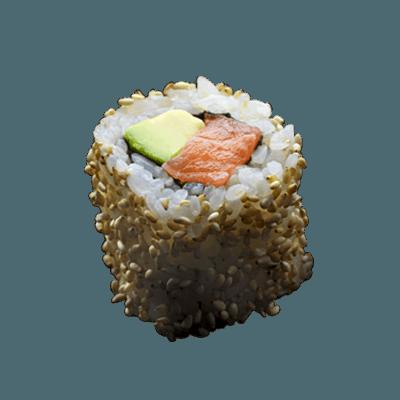 salmon-avocado-roll