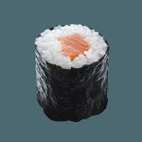 salmon-maki-roll
