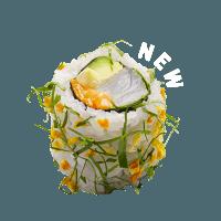 carrot-orange-yellowtail-roll
